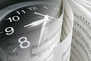 Music as a Time Journey