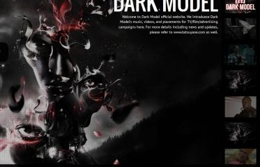darkmodelmusic.com