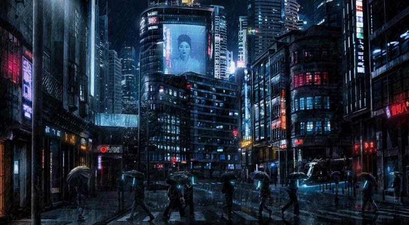 Cyberpunk by Richard-Roberts