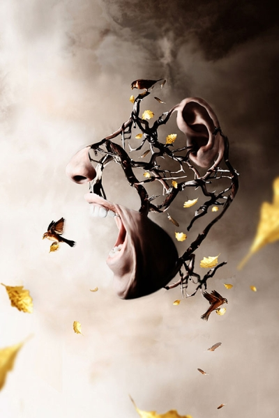 Give Me My Gold Leaves by Richard Roberts