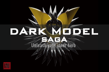 "Dark Model ""Saga"" Backstory 2 : The Making of ""Rage and Redemption"""