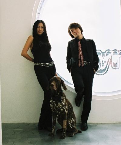 norico with Tatsuya Oe