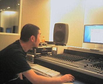Vocal recording engineer - Ryota Hayashida