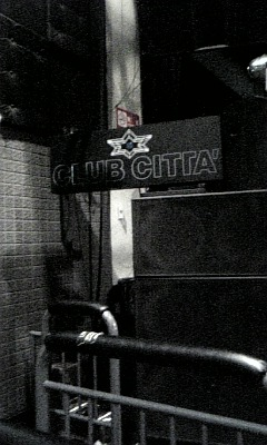 Club Citta gate