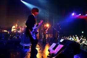 Masanori Shimada at Captain Funk release party