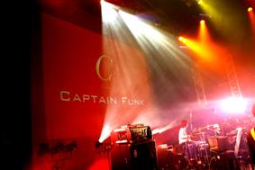 Captain Funk release party