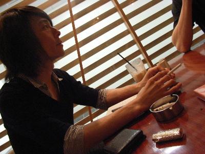 Tatsuya Oe meeting