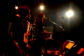 Tatsuya Oe & Masanori Shimada at Captain Funk release party