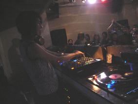 Tatsuya Oe DJ at Club Karma3