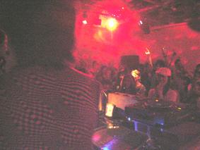 Tatsuya Oe DJ at Club Karma2