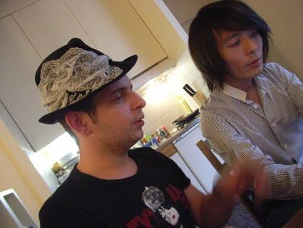 Krusher & Tatsuya