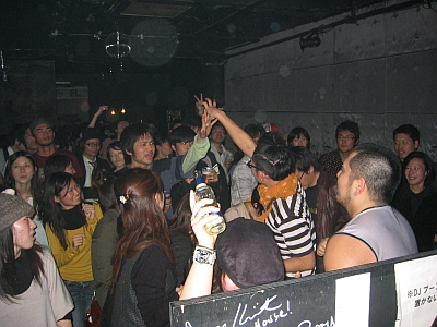 Captain Funk DJ at Woal-1