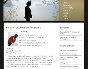 Tatsuyaoe.com 2008