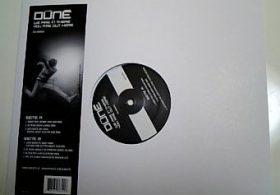 DuneのCaptain Funk Remixのレコードがドイツから届きました