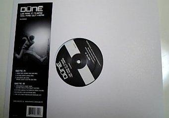 Dune - John Wayne & Mary Chain Remixes vinyl including Captain Funk Remix