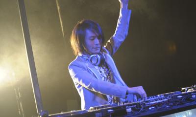 Rusing Sun Rock Festival 2008 Captain Funk DJ