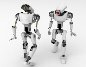 Robot Dancing