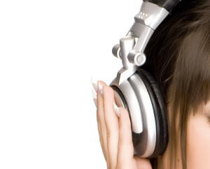 Ear headphone