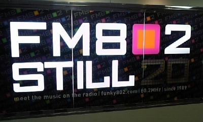 FM802 Osaka July17-2009