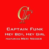 Captain Funk - Hey Boy, Hey Girl on JMC Entertainment