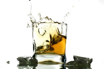 Splash liquor