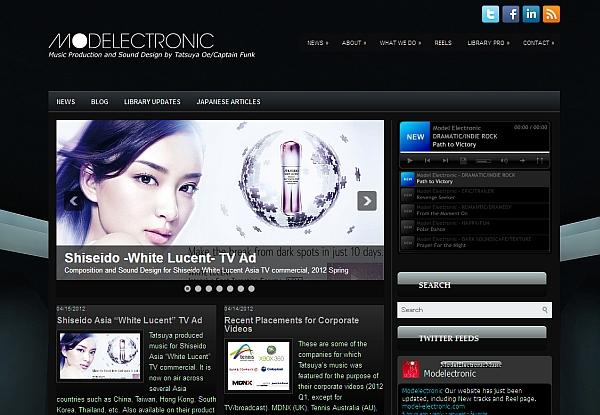 Model Electronic 2012 April