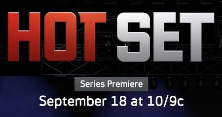 Syfy New Series Hot Set