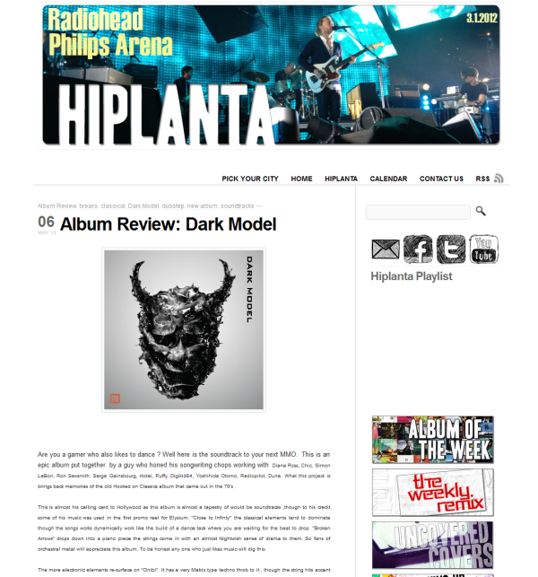 hiplanta_Dark Model_Review