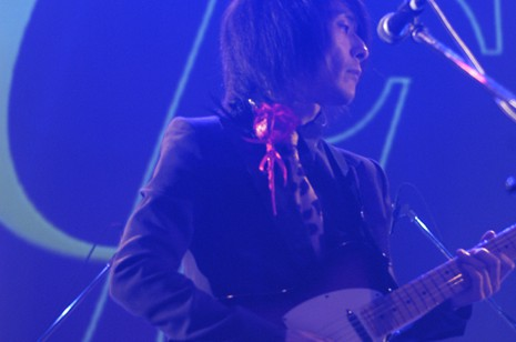Tatsuya Oe at Captain Funk Release Party