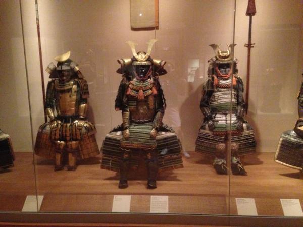 Metropolitan Museum - Japanese Armor