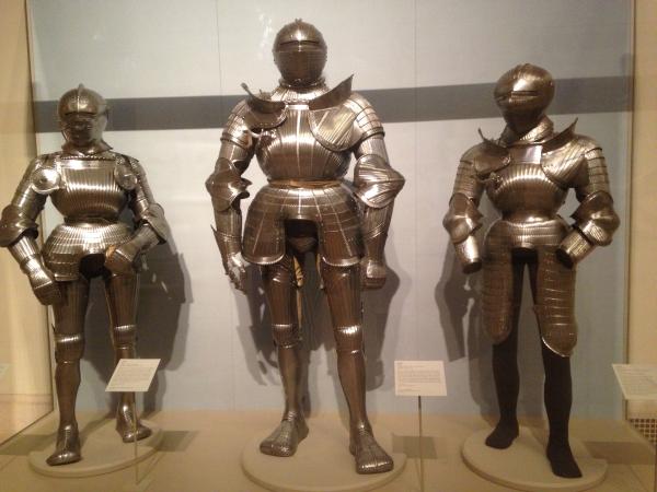 Metropolitan Museum - Western Armor