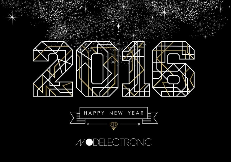 New year -Model Electronic 2016
