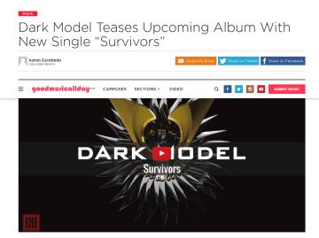 Verge Campus - Dark Model Saga review