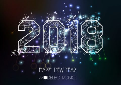 New Year 2018 -Model Electronic