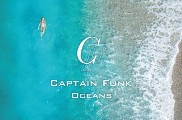 Captain Funk「Oceans」本日発売です