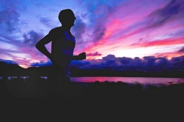 500キロ走ってみて、日々の習慣について考える